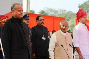 Ashok Gehlot takes oath as CM, Sachin Pilot as deputy CM of Rajasthan