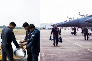 Ex Cope India-18: India-US bilateral air warfare exercise displays might in the skies