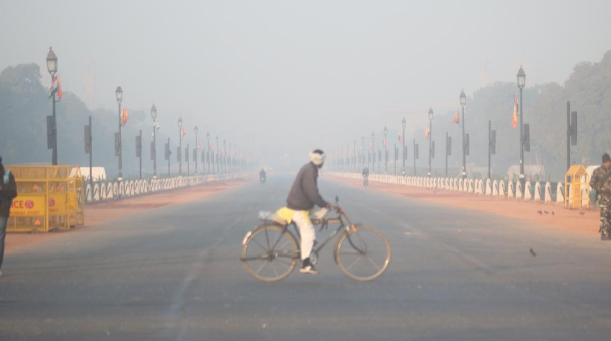 Delhi, 3 degree Celsius, Cold wave