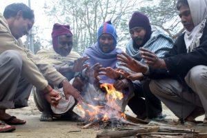 At 2.6 degrees C, Delhi records season's lowest temperature
