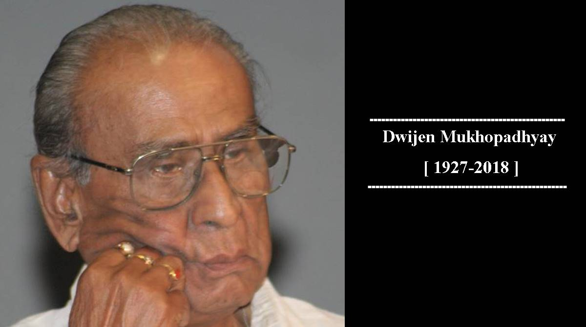 OBITUARY | Dwijen Mukhopadhyay was the last surviving colossus of Rabindra Sangeet