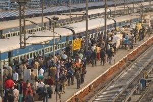 Superfast trains to Delhi run super slow, except when they touch Gujarat