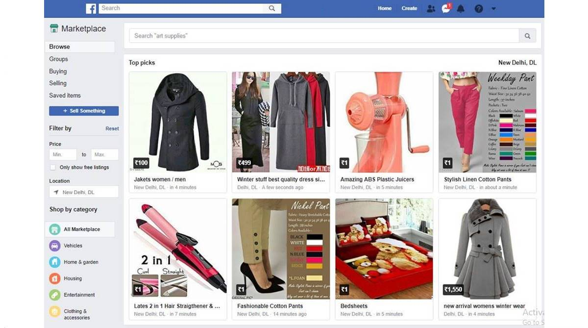 People buying boats on Facebook Marketplace to reach Britain illegally: Report