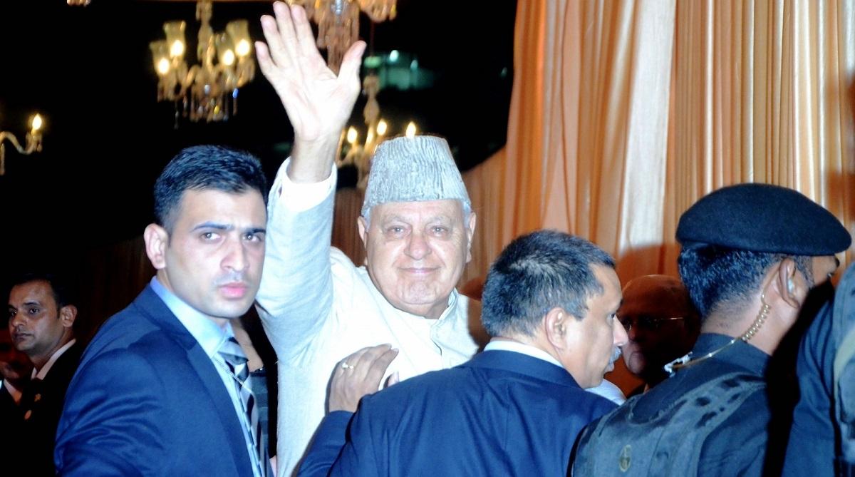 Farooq Abdullah, National Conference president, Prime Minister Narendra Modi, 2019 Lok Sabha elections, Trinmool Congress, Mamata Banerjee, N Chandrababu Naidu, Sharad Pawar, Rahul Gandhi