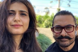 'I used to get disturbed': Fatima Sana Sheikh on link-up rumours with Aamir Khan