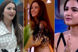 Bigg Boss 12, Day 101, December 26: Gauhar Khan, Aalisha Panwar and Jasmine Bhasin enter Bigg Boss house