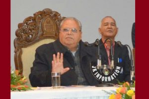 No political agenda but development of entire Jammu and Kashmir: Governor Malik