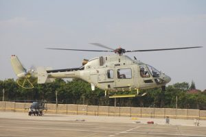 HAL test flies 3rd Light Utility Helicopter prototype on Dec 14