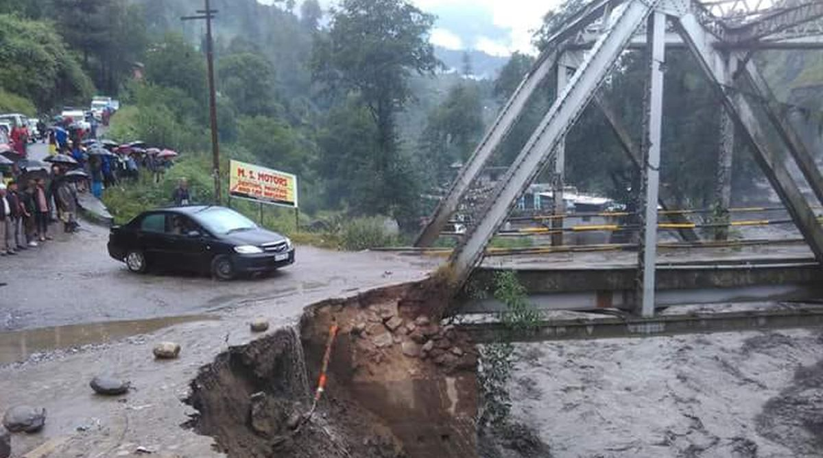 Himachal Pradesh, landslide, NDMA, Manisha Nanda, earthquake, PWD, IIT Mandi, geological survey