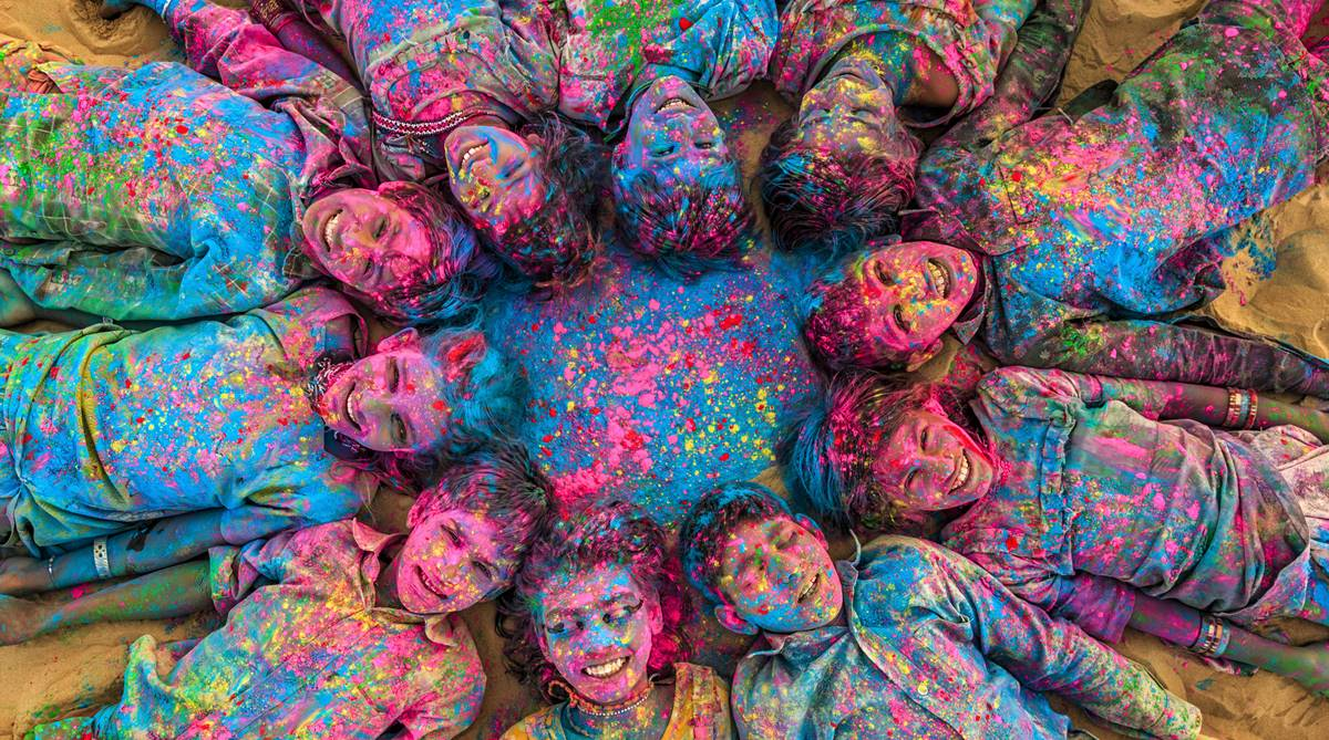 When is Holi 2019?
