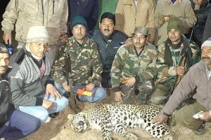 Uttarakhand: Maneater leopard shot dead, but Baman Gaon may still turn into a ghost village