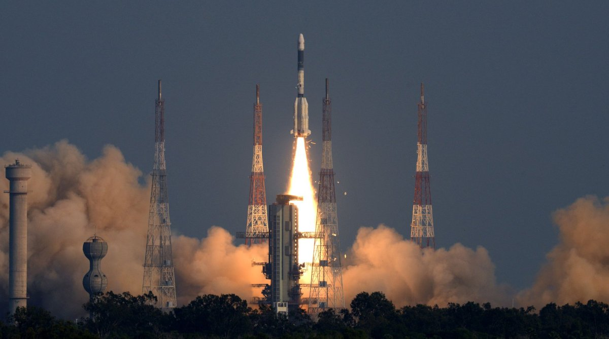 Major boost for Indian Air Force as ISRO puts military satellite GSAT-7A in orbit