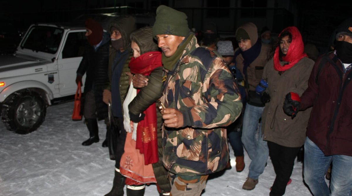 Indian Army, Tourists, Sikkim, Rescue op, Nathu La