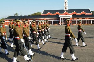 New batch of young officers pass out from Indian Military Academy in Dehradun