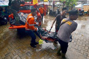 Tsunami triggered by Anak Krakatoa volcano eruption kills 168 in Indonesia