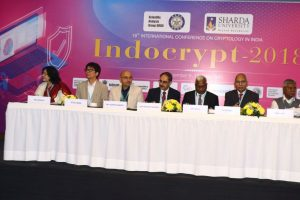 International Conference on Cryptology-Indocrypt 2018, conducted at India Habitat Centre