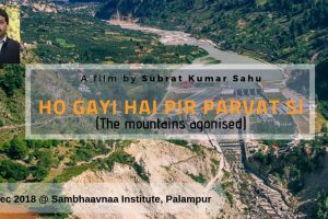 Delhi filmmaker documents pain of Sutlej valley due to hydel projects