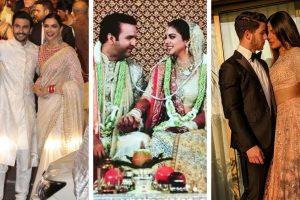 Isha Ambani-Anand Piramal wedding: Celebs who stole the limelight