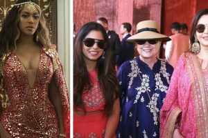 Isha Ambani-Anand Piramal sangeet: SRK, Aamir Khan dance with Hillary, Beyoncé adds charm