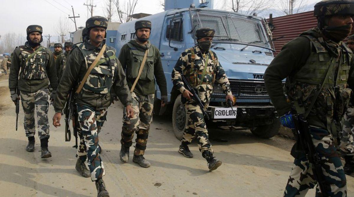South Kashmir terror attacks