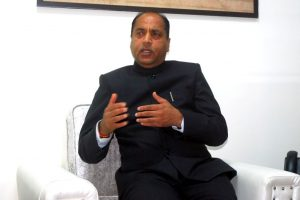 Himachal Pradesh CM Jai Ram Thakur tests positive for coronavirus