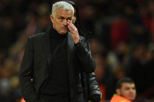 Manchester United sack coach Jose Mourinho