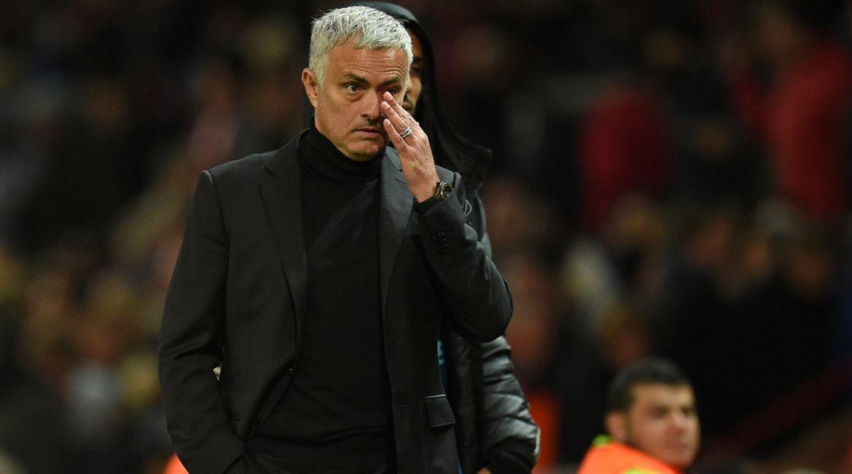 Jose Mourinho, Manchester United, Manchester Unitedcoach,Jose Mourinhosacked