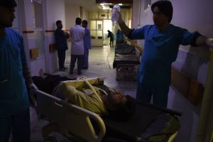 Nearly 30 killed in attack on Afghan government building in Kabul