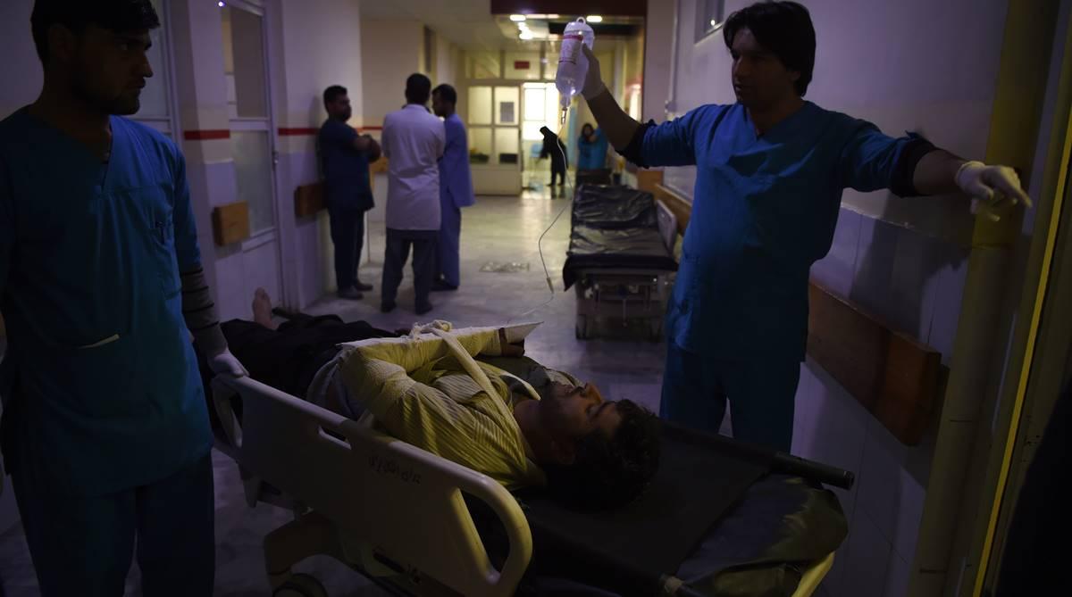 Kabul, Kabul attack, Afghan govt building, Suicide attack, Kabul suicide bomber, Najib Danish, Donald Trump, Afghanistan