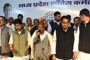 Kamal Nath to take oath as Madhya Pradesh Chief Minister on December 17