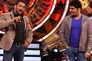 Salman Khan to be first guest on Kapil Sharma's new show