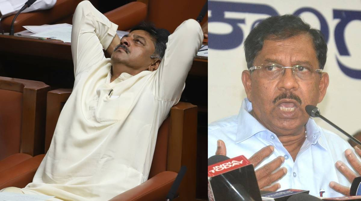 Karnataka Congress, Karnataka Congress ministers, Karnataka government, DK Sivakumar, G Parameshwara, Siddaramaiah,K CVenugopal