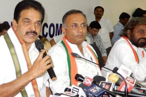 Dissidence in Karnataka Congress following cabinet expansion