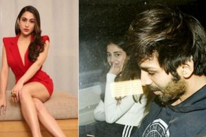 Kartik Aaryan enjoys dinner date with Ananya Pandey; are you listening Sara Ali Khan?