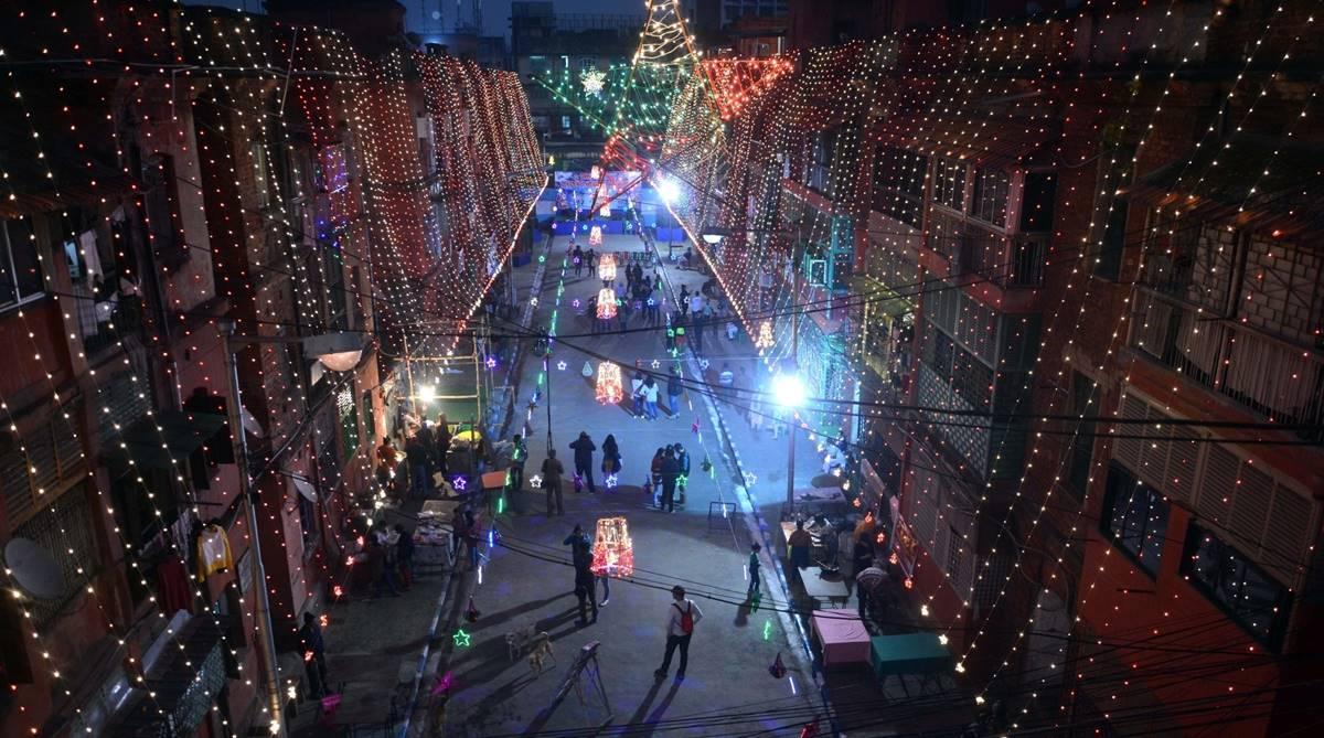 Kolkata Christmas: Past and present