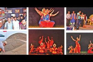 Konark comes alive with dance and international sand festivals