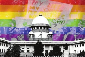 After 377, respect for LGBT community
