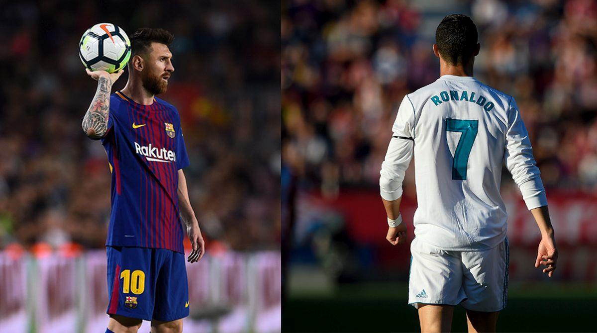 Linoel Messi, Cristiano Ronaldo