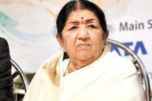 Lata Mangeshkar quashes rumours of being hospitalized | See post