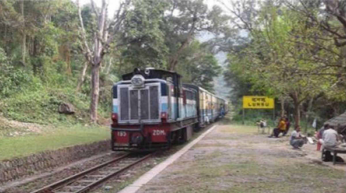 Railway,Lunsu,Dehra Gopipur, Dhar Panchayat