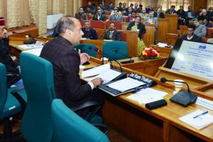 Himachal proposes Rs 7100 cr plan for 2019-20 financial year