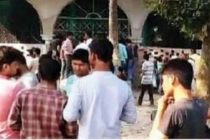 Panic in Bengal village as bomb goes off at mosque