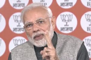 PM Modi calls Mahagathbandhan 'unholy alliance' of 'rich dynasties'