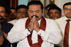 Mahinda Rajapaksa resigns as Sri Lanka PM, Ranil Wickremesinghe to return