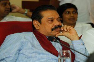 Mahinda Rajapaksa to step down as PM, says son