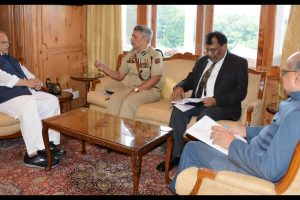 J-K Governor asks security forces to avoid civilian killings during encounters