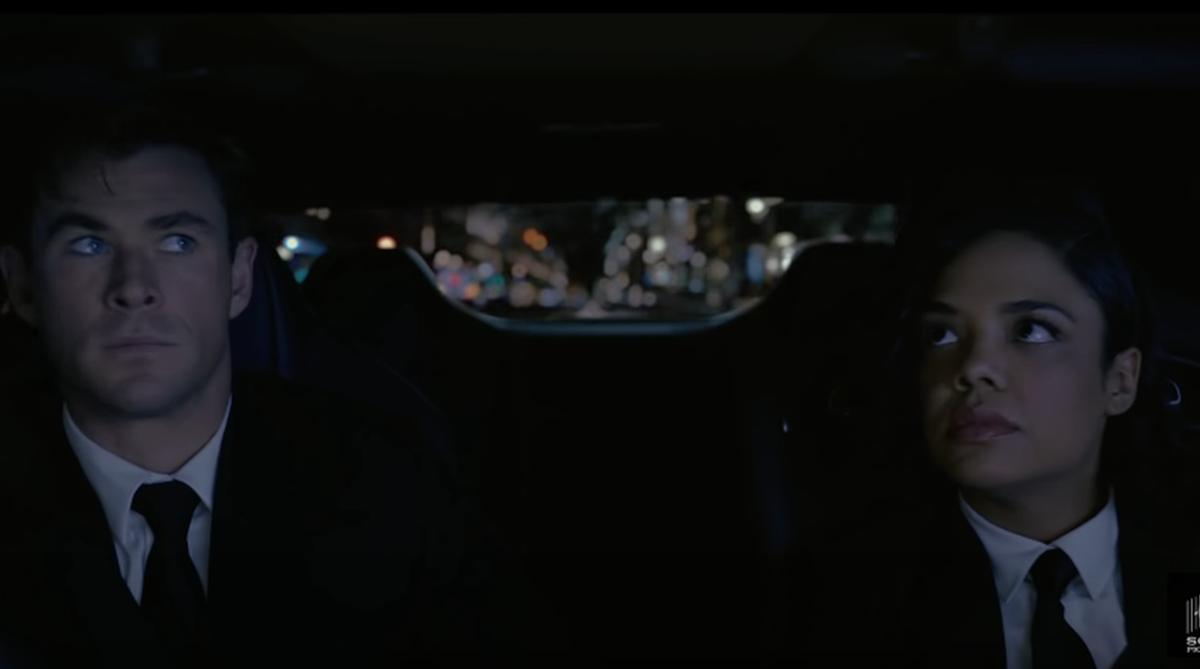 MEN IN BLACK: INTERNATIONAL – Official Trailer