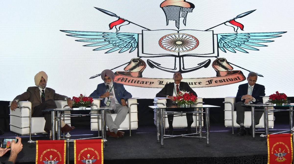 Surgical strikes, Lt Gen DS Hooda, Northern Army Commander, Pathankot & Uri attacks, Indian Army, Military Literature Festival 2018, war veterans