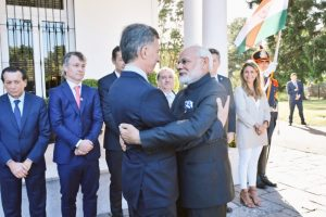 PM Modi holds series of meetings with G20 leaders