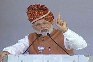 PM Modi hits back at Rahul Gandhi over 'Hindu knowledge' remark